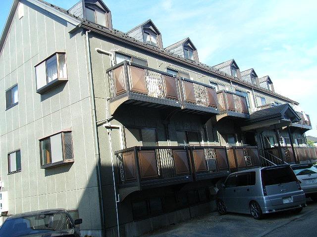 第5ひばりマンション外観写真