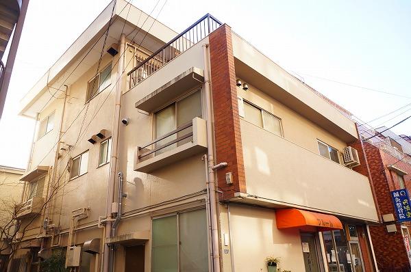 島田ビル外観写真