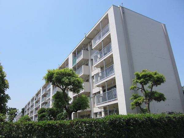 多摩川住宅ハ2外観写真