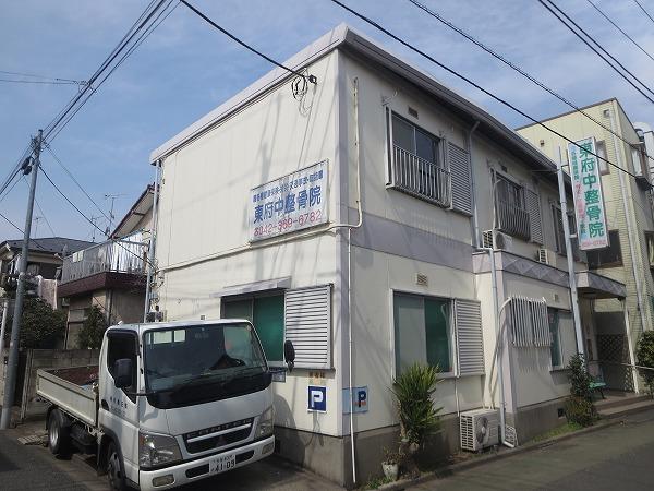 矢島ハイツ外観写真