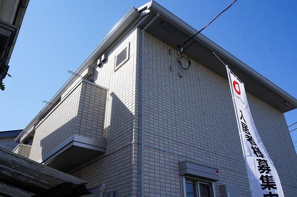 (仮)D-room深大寺東町外観写真