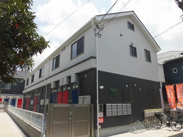 TOKIO国領外観写真