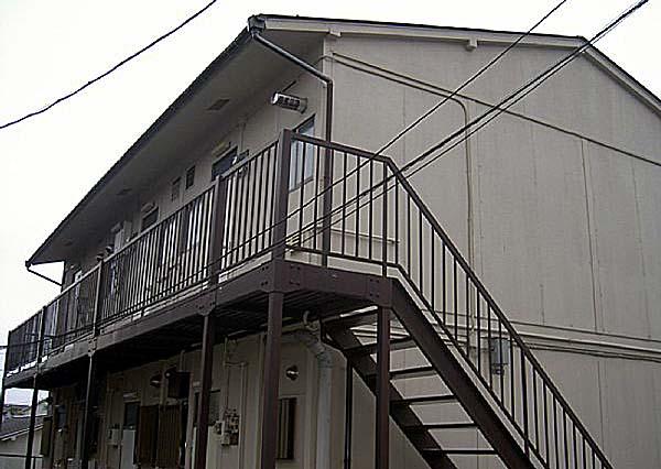 第2ヒルズハウス外観写真