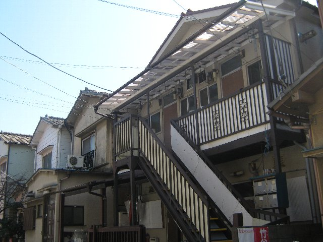 稲葉荘外観写真
