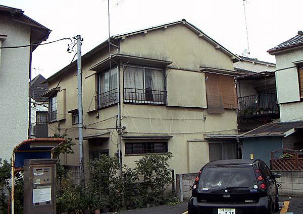 大島荘外観写真