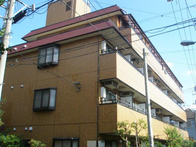 ドミール板橋本町外観写真