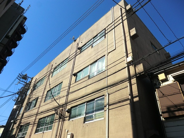 ヒルズハウス塚田外観写真