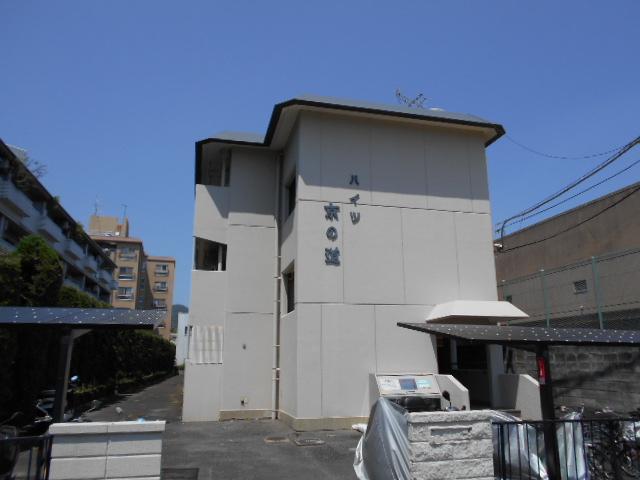 ハイツ京ノ道外観写真