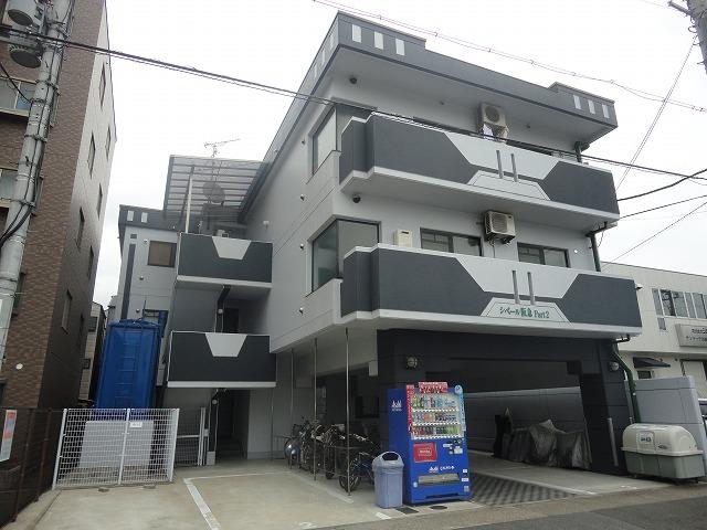 シベール阪急PARTⅡ外観写真