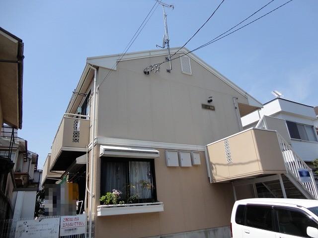 セジュール南山田外観写真