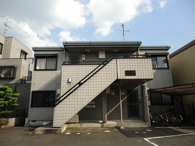 メルベーユ桂川外観写真