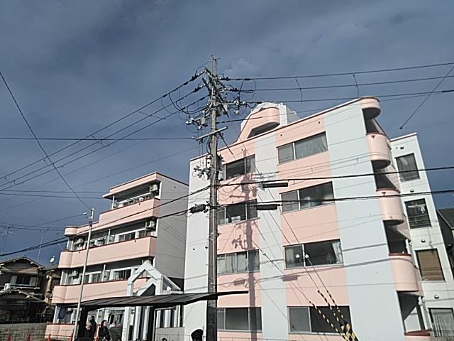 カサグランデ嵯峨野外観写真