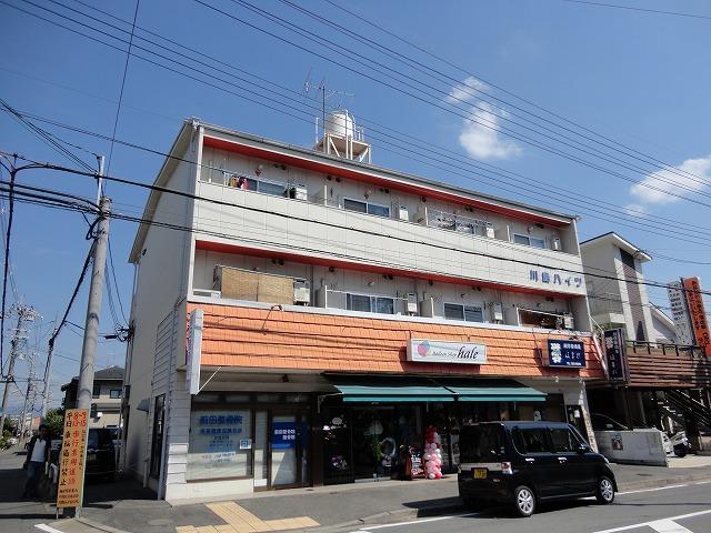 川島ハイツ外観写真