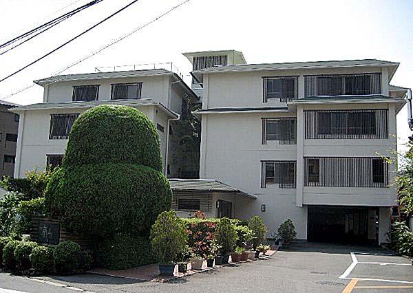 京都嵐山レックスマンション外観写真