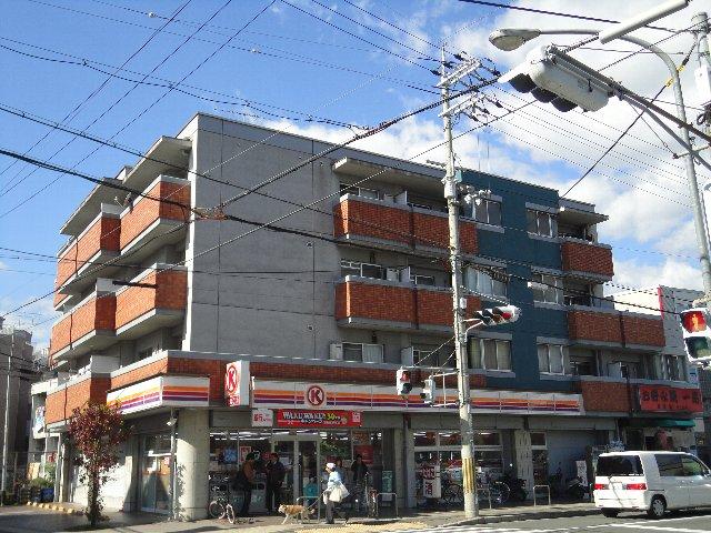 コスモハイツONO外観写真