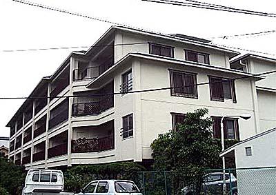 嵐山レックスマンション外観写真