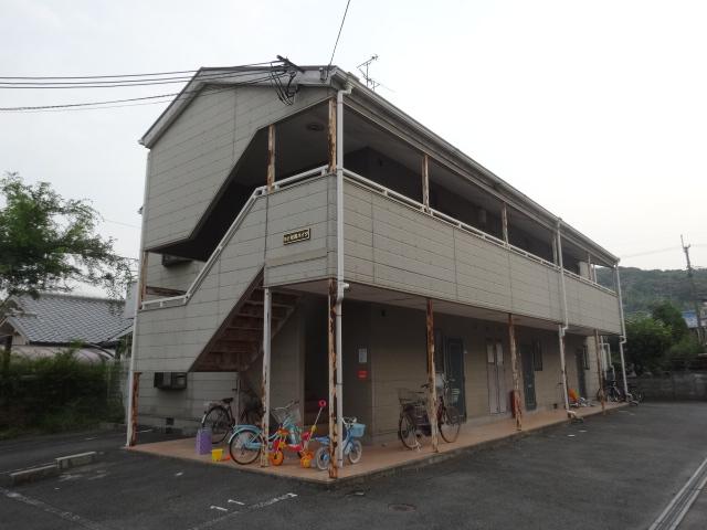 第2松尾ハイツ外観写真