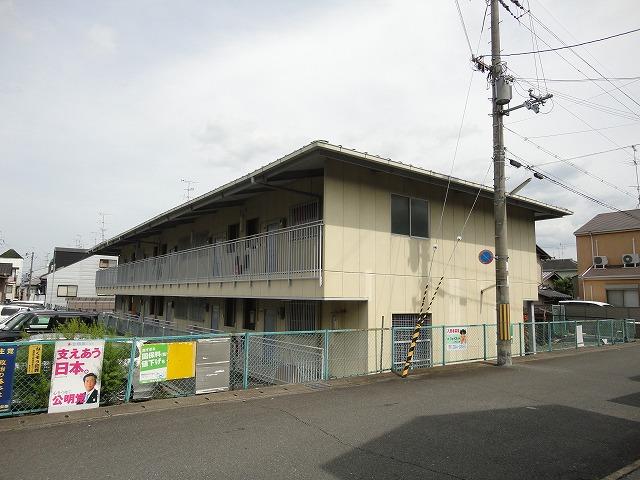 平井マンション外観写真