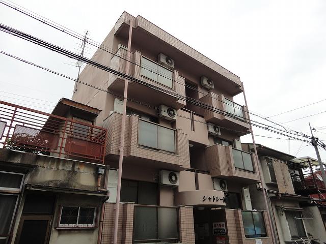 シャトレー藤井外観写真