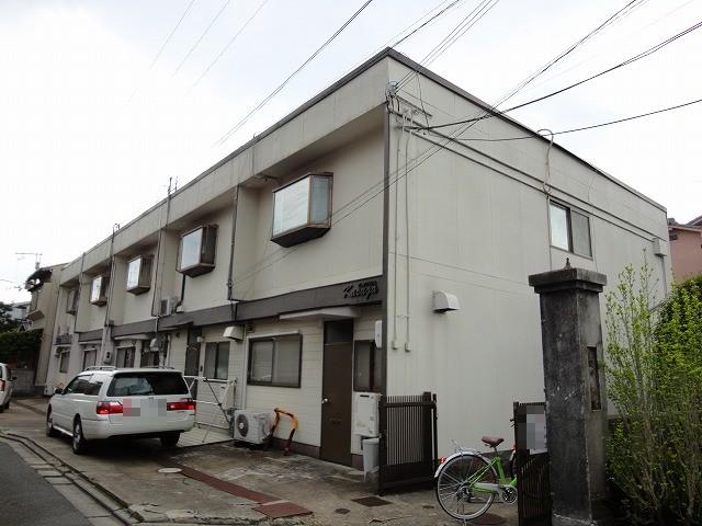 ピュアハウスKASUGA外観写真
