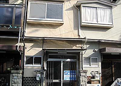堀ノ内54-21貸家外観写真