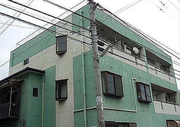 開田マンション外観写真