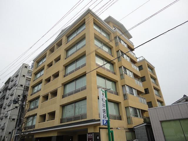 シンフォニー嵯峨嵐山外観写真