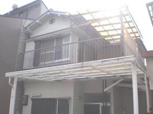 松尾木ノ曽町貸家外観写真