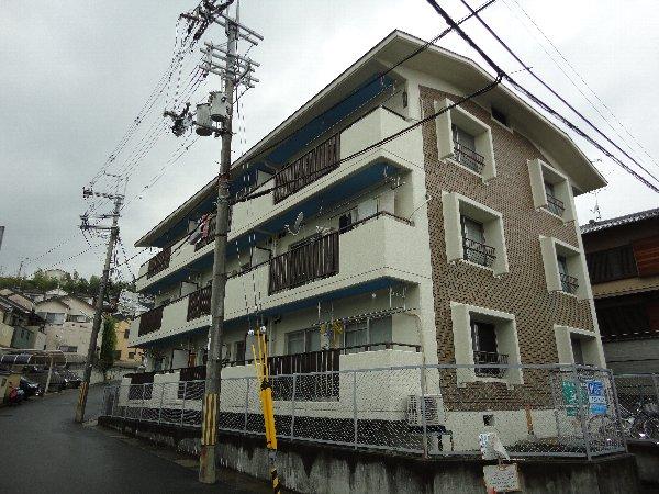 北ノ口安田マンション外観写真