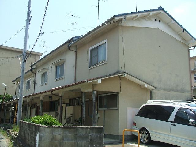 南条安田住宅外観写真