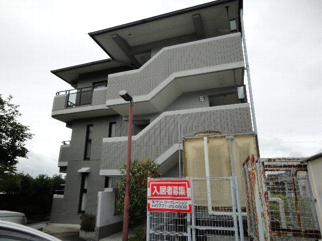 コンフォール中川外観写真