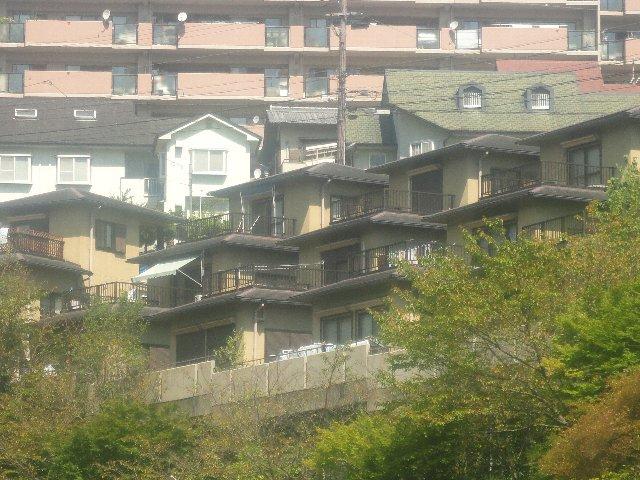 桂坂貸家(北沓掛町)外観写真