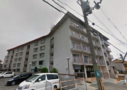 長岡京シティハイツ外観写真