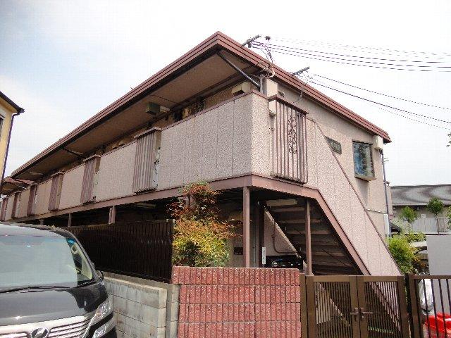 メゾン嵯峨野外観写真