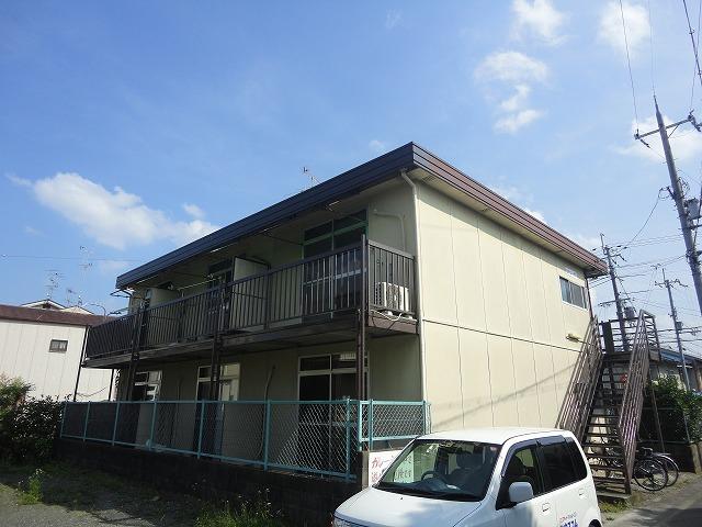 広沢コーポA棟外観写真