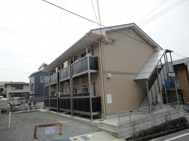加賀山コーポ7外観写真