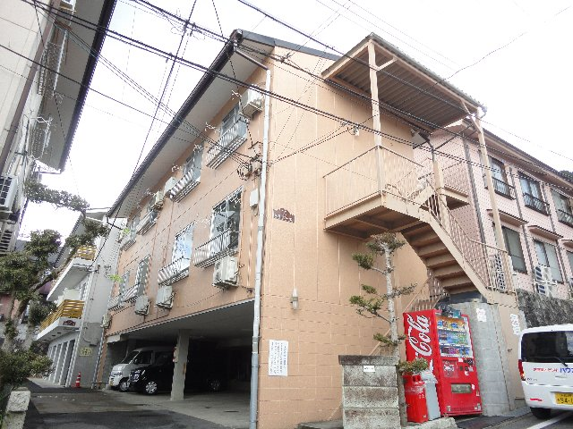 加賀山コーポ3外観写真