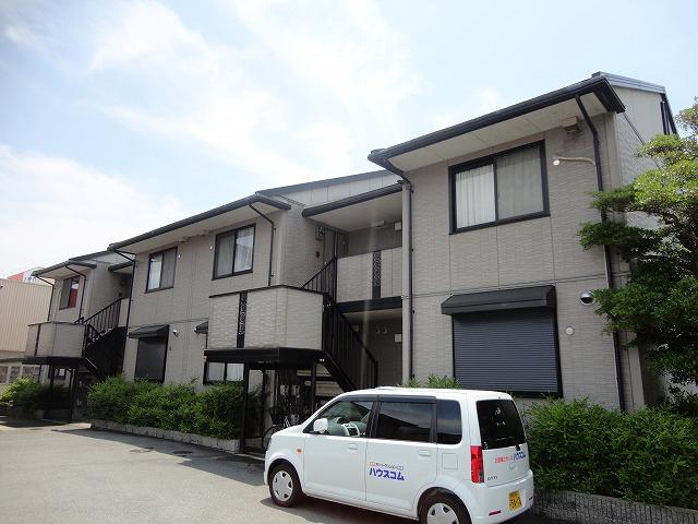 エーデルハイム千代川B棟外観写真