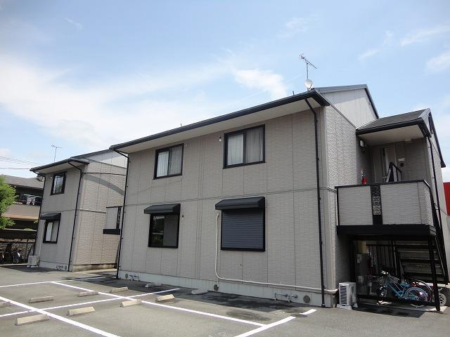 エーデルハイム千代川A棟外観写真