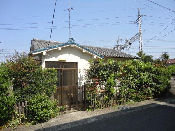 上豆田町平屋外観写真