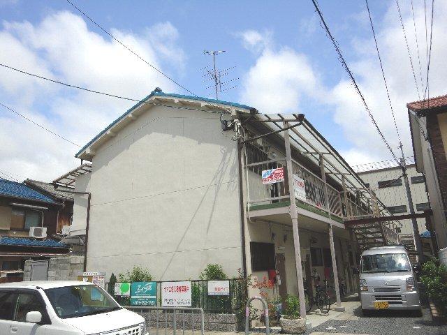 ヤマニ荘外観写真