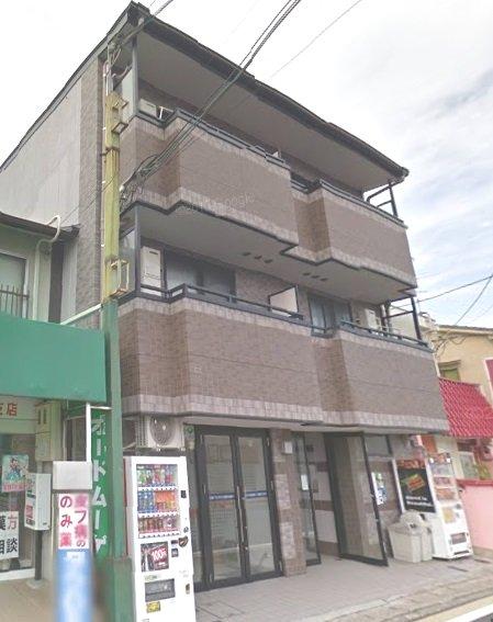 ステーション・フロント桂外観写真