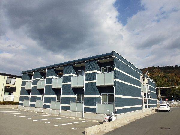 レオネクスト園部木崎町外観写真