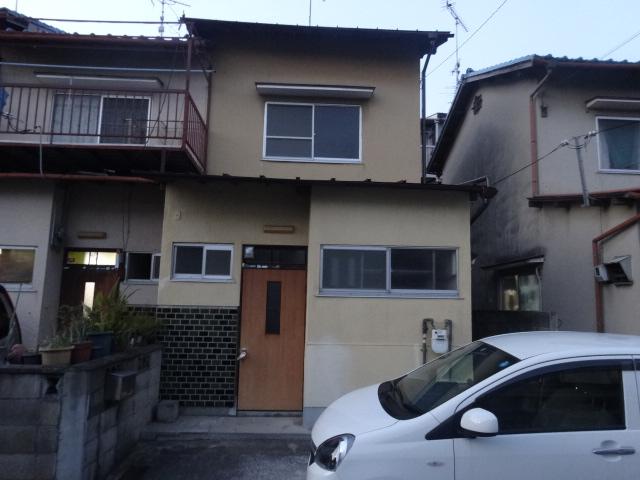 寺戸町蔵ノ町テラスハウス外観写真