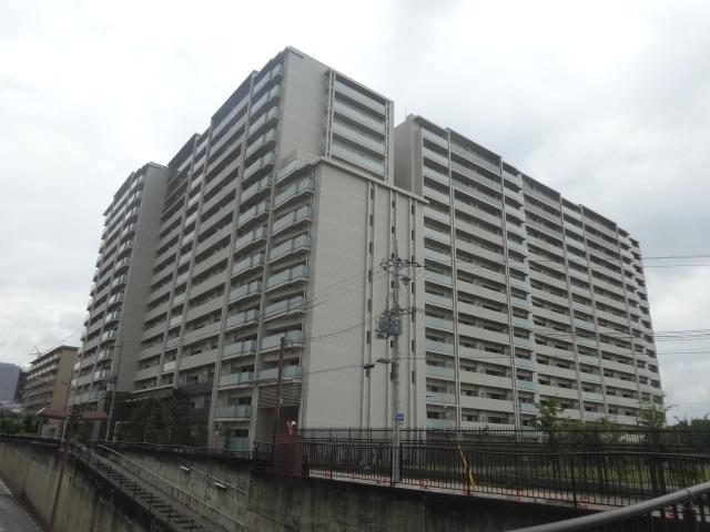 京都桂川つむぎの街グランスクエア外観写真
