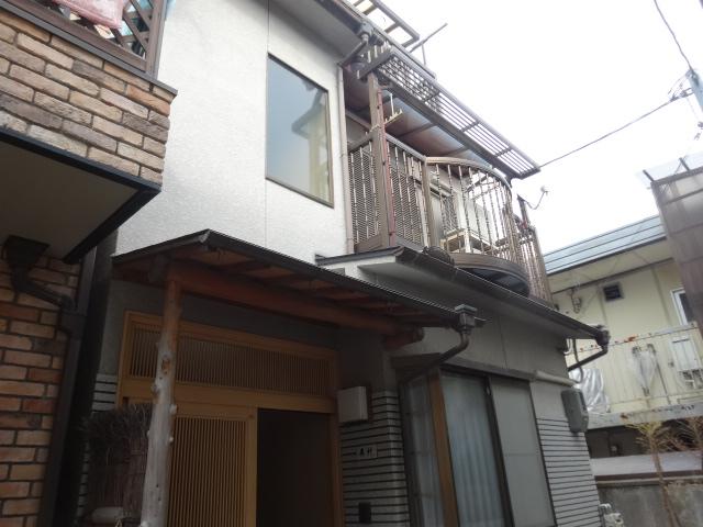 オックスハウス鶏冠井町御屋敷外観写真