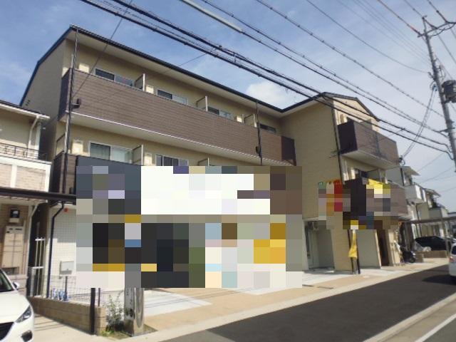 KYOTO HOUSE桂川外観写真