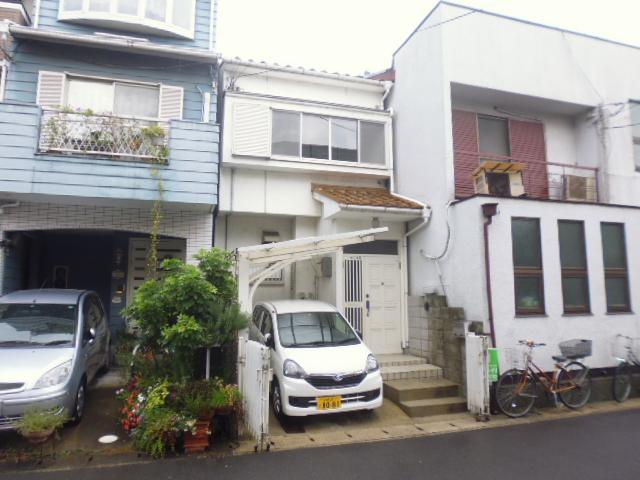羽束師菱川町555-85貸家外観写真