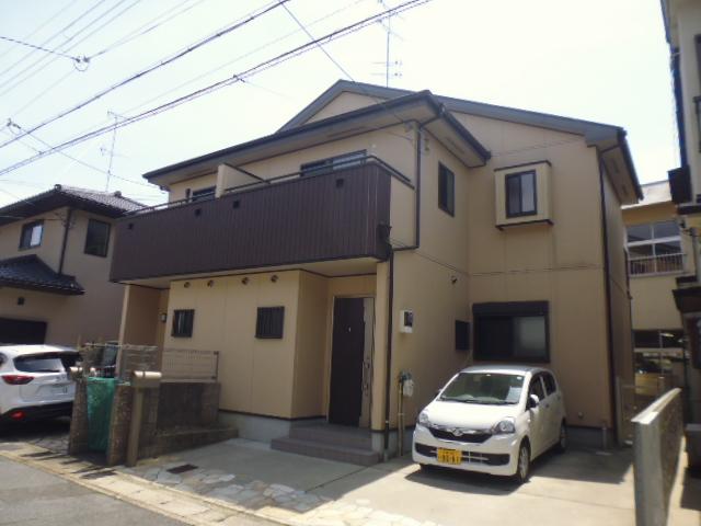 嵐山東海道町テラス西外観写真
