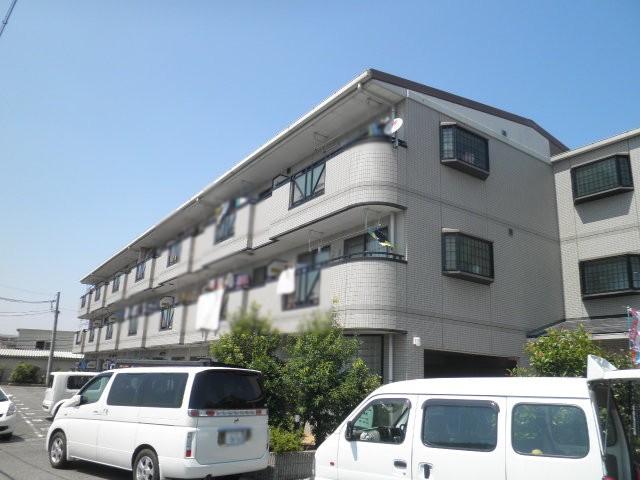 ヴィレヂ泉ヶ丘外観写真